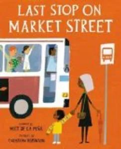 Kids books - Last Stop on Market Street