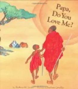 Kids books - Papa, Do You Love Me?