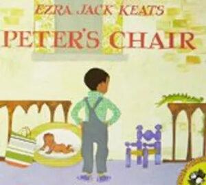 Kids books - Peter's Chair