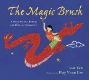 Kids literacy - THE MAGIC BRUSH