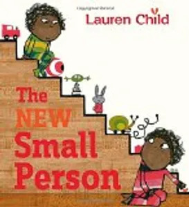 Kids books - The New Small Person