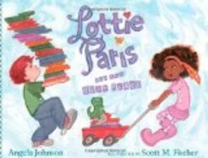 Kids books – Lottie Paris and the Best Place