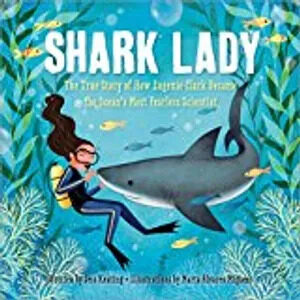 Kids literacy - SHARK LADY