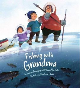 Kids Story – FISHING WITH GRANDMA