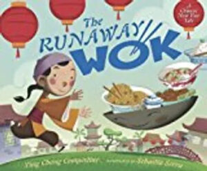Kids literacy - THE RUNAWAY WOK