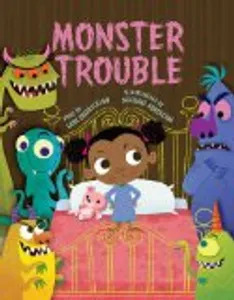 Kids books – Monster Trouble!
