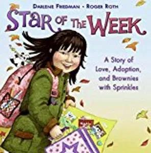 Kids literacy - STAR OF THE WEEK