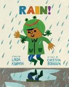 Kids books – Rain!