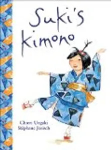 Kids literacy - SUKI'S KIMONO