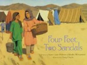 Kids literacy - FOUR FEET, TWO SANDALS