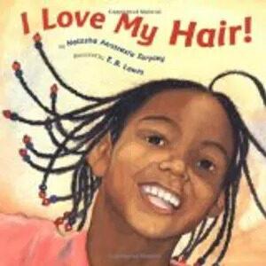 Kids books – I Love My Hair!