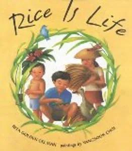 Kids literacy - RICE IS LIFE