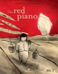 Kids literacy - THE RED PIANO