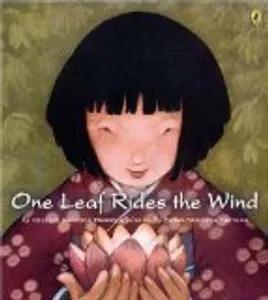 Kids literacy - ONE LEAF RIDES THE WIND