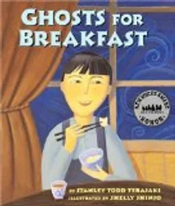 Kids literacy - GHOSTS FOR BREAKFAST