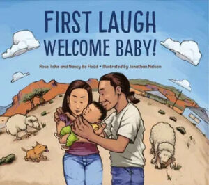 Kids Story - FIRST LAUGH:WELCOME BABY!