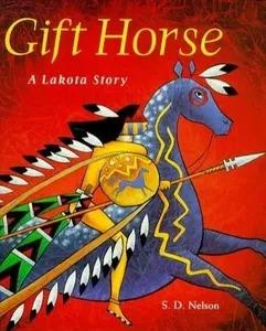 Kids Story - GIFT HORSE
