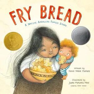 Kids Story - FRY BREAD