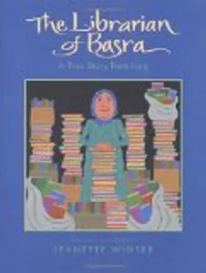 Kids literacy - THE LIBRARIAN OF BASRA