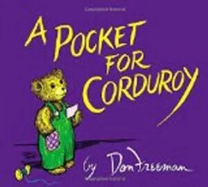 Kids books - A Pocket for Corduroy